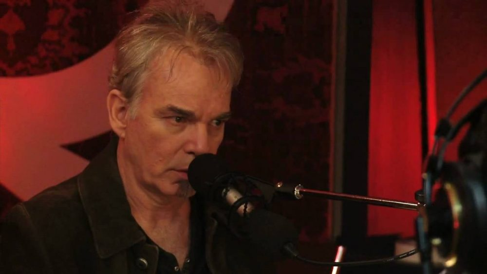 Billy bob thornton angry in interview