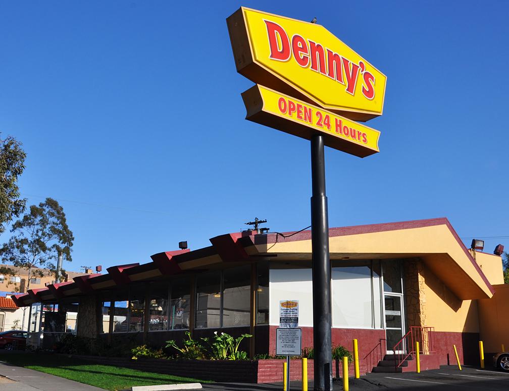 Denny's-restaurant