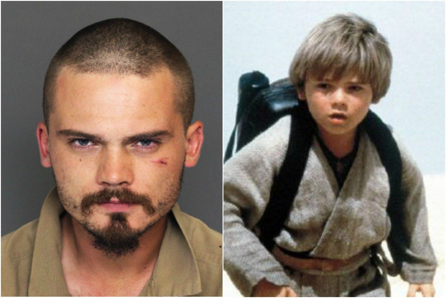 Jake Lloyd then and now