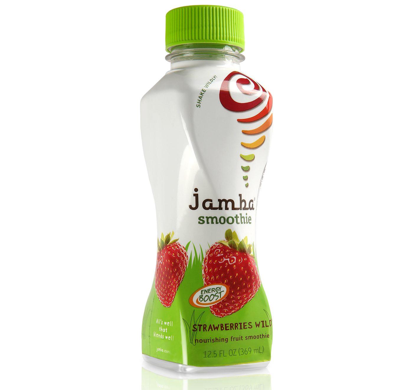 Jamba Juice Smoothie