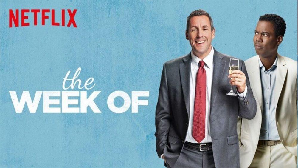 adam sandler movies the week of