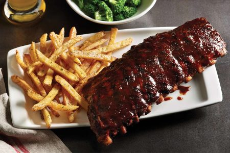 Applebee's world-famous Riblets