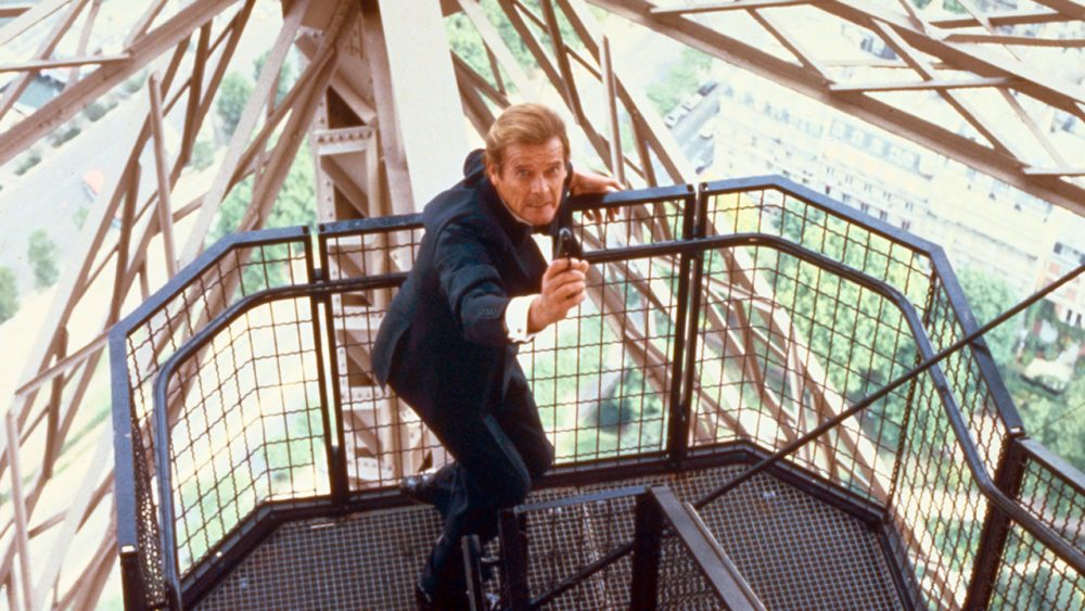 bond movies a view to a kill