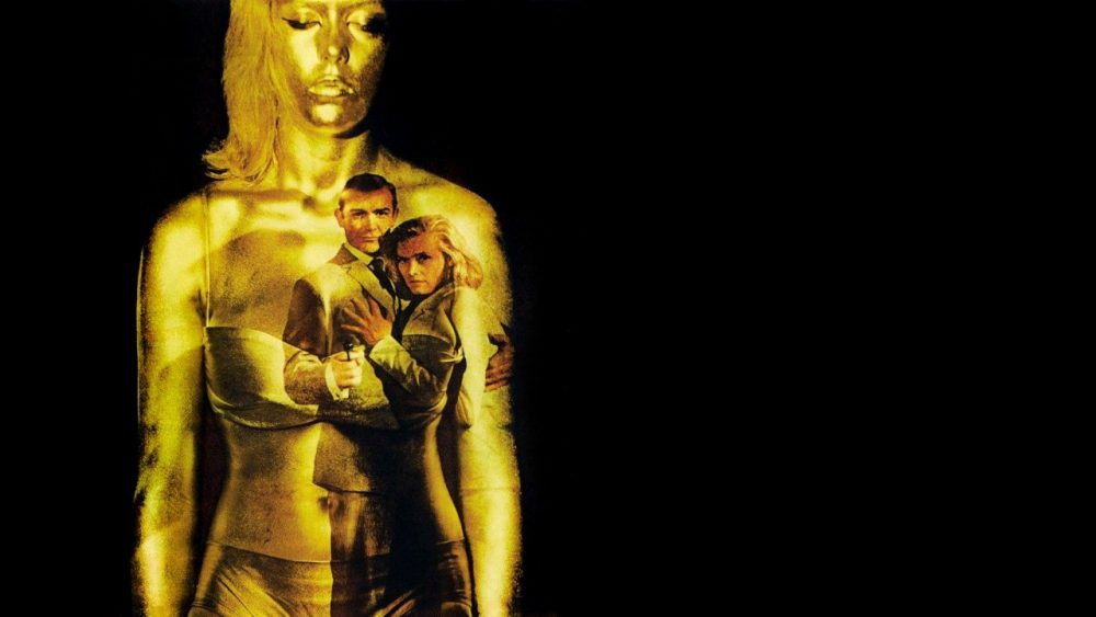 bond movies goldfinger