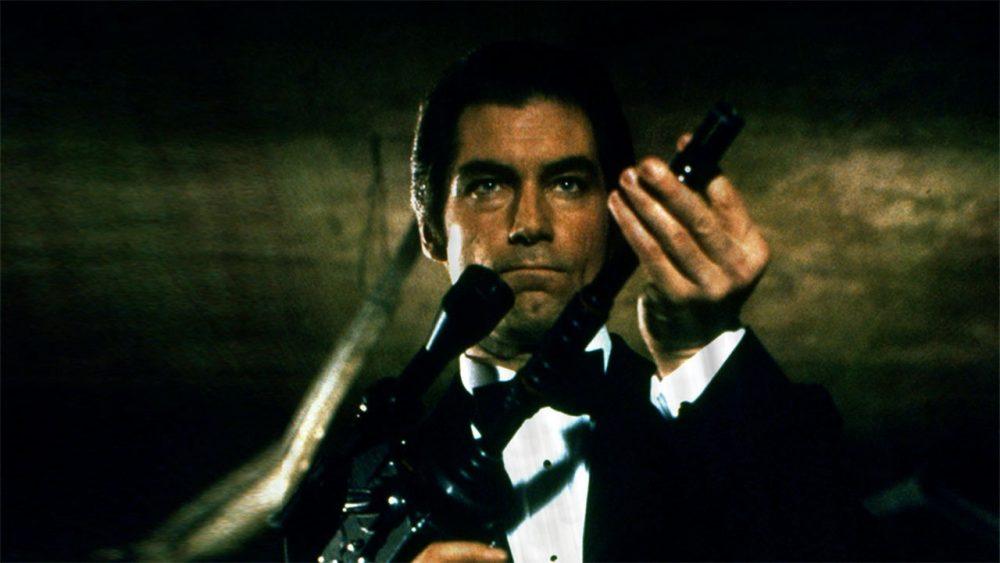 bond movies licence to kill