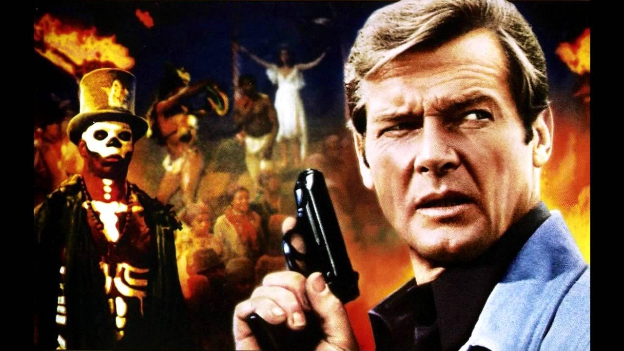 bond movies live and let die