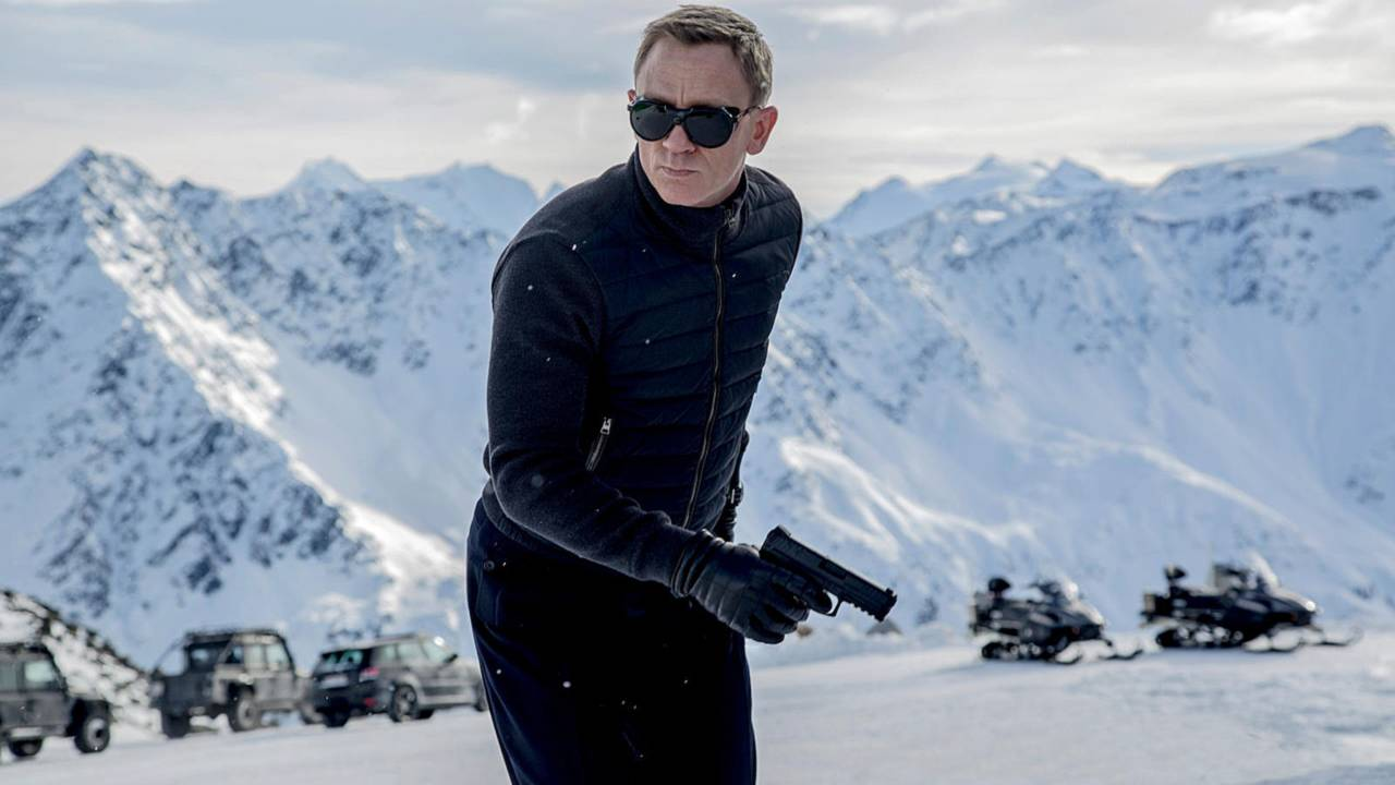 bond movies spectre
