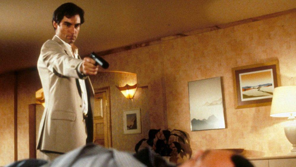 bond movies the living daylights