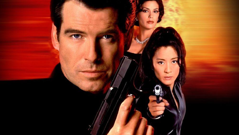 bond movies tomorrow never dies