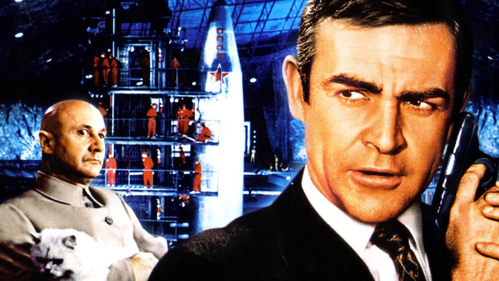 bond movies you only live twice