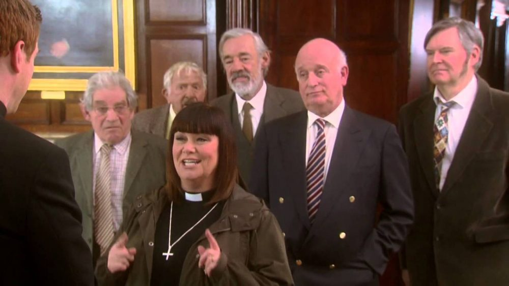 british sitcoms vicar of dibley