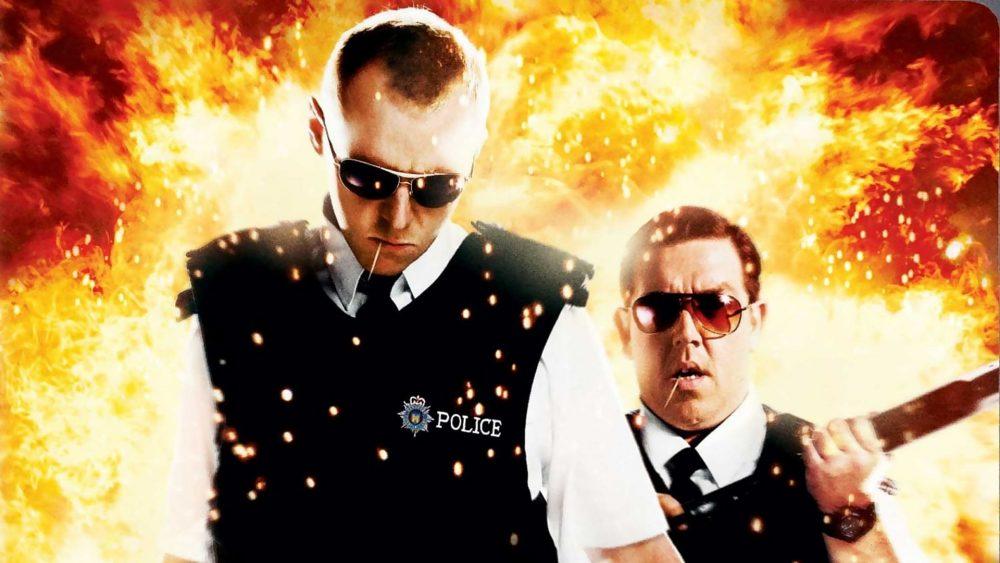 buddy cop movies hot fuzz