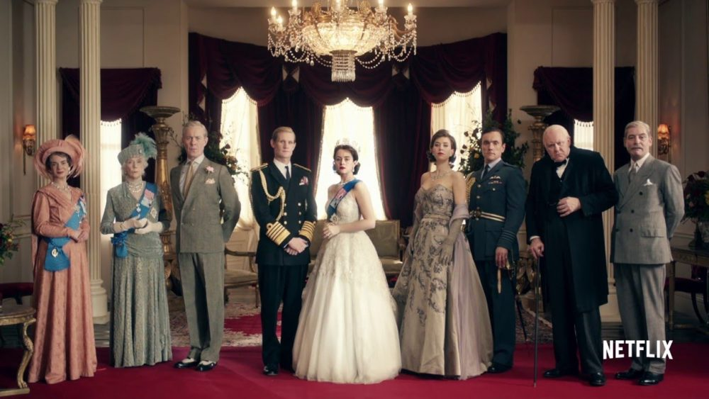 emmys the crown