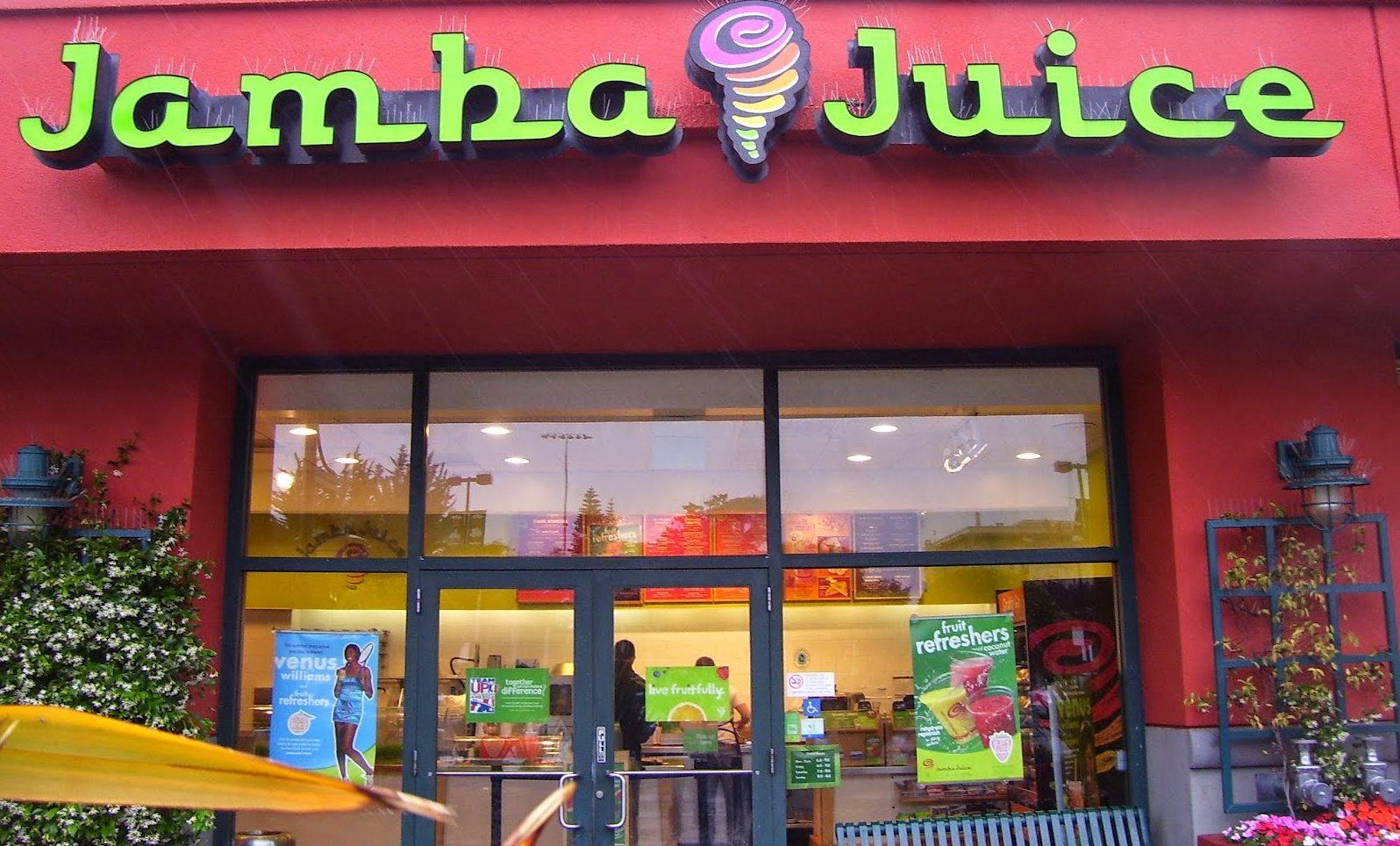 Jamba Juice store front