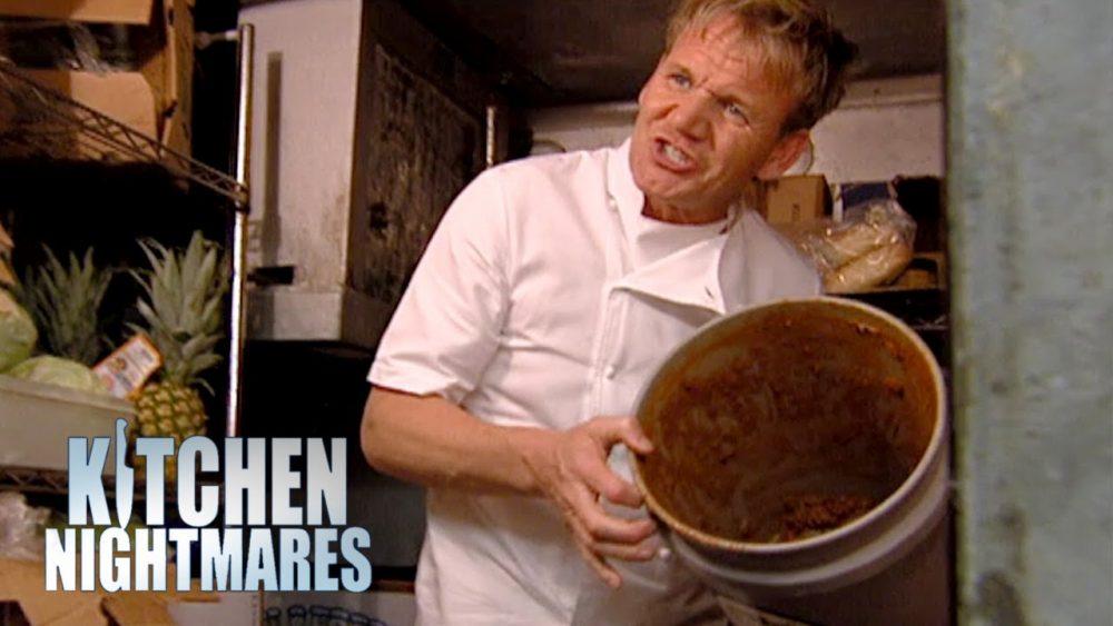 kitchen nightmares cuisine