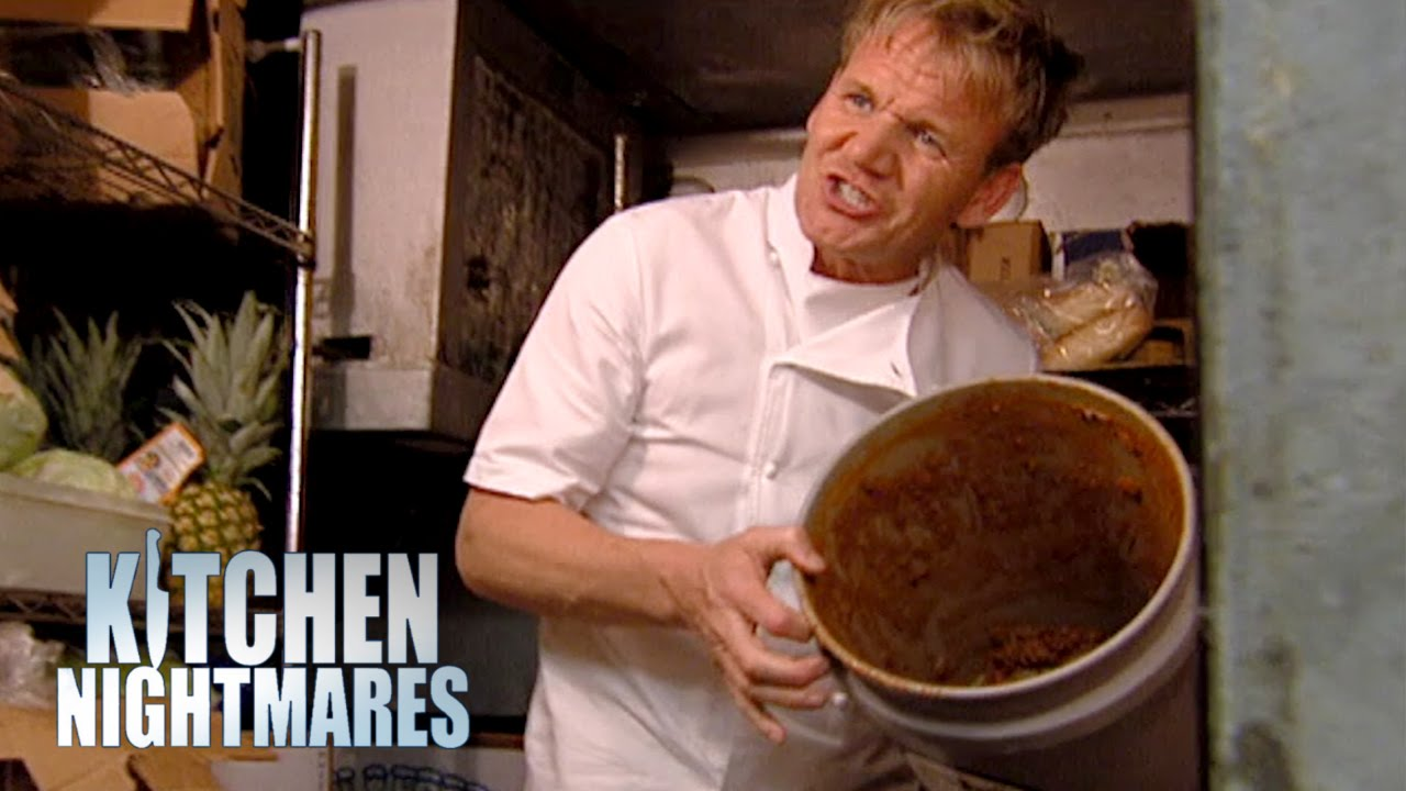 kitchen nightmares cuisine