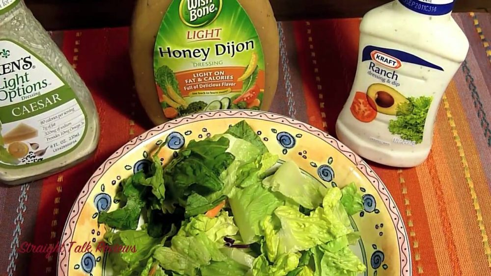 light salad dressings