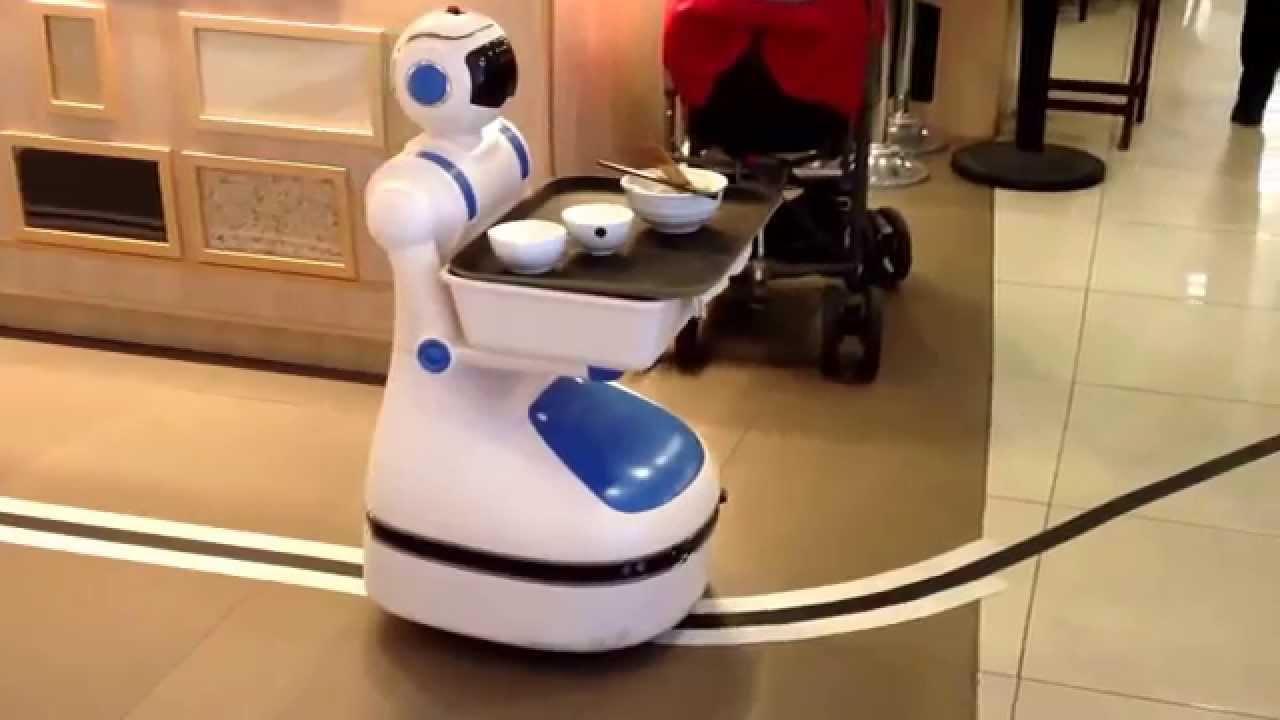 robots can perform a lot of mundane tasks