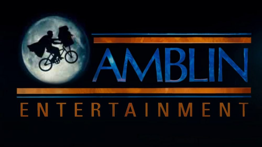 movie studio logos amblin