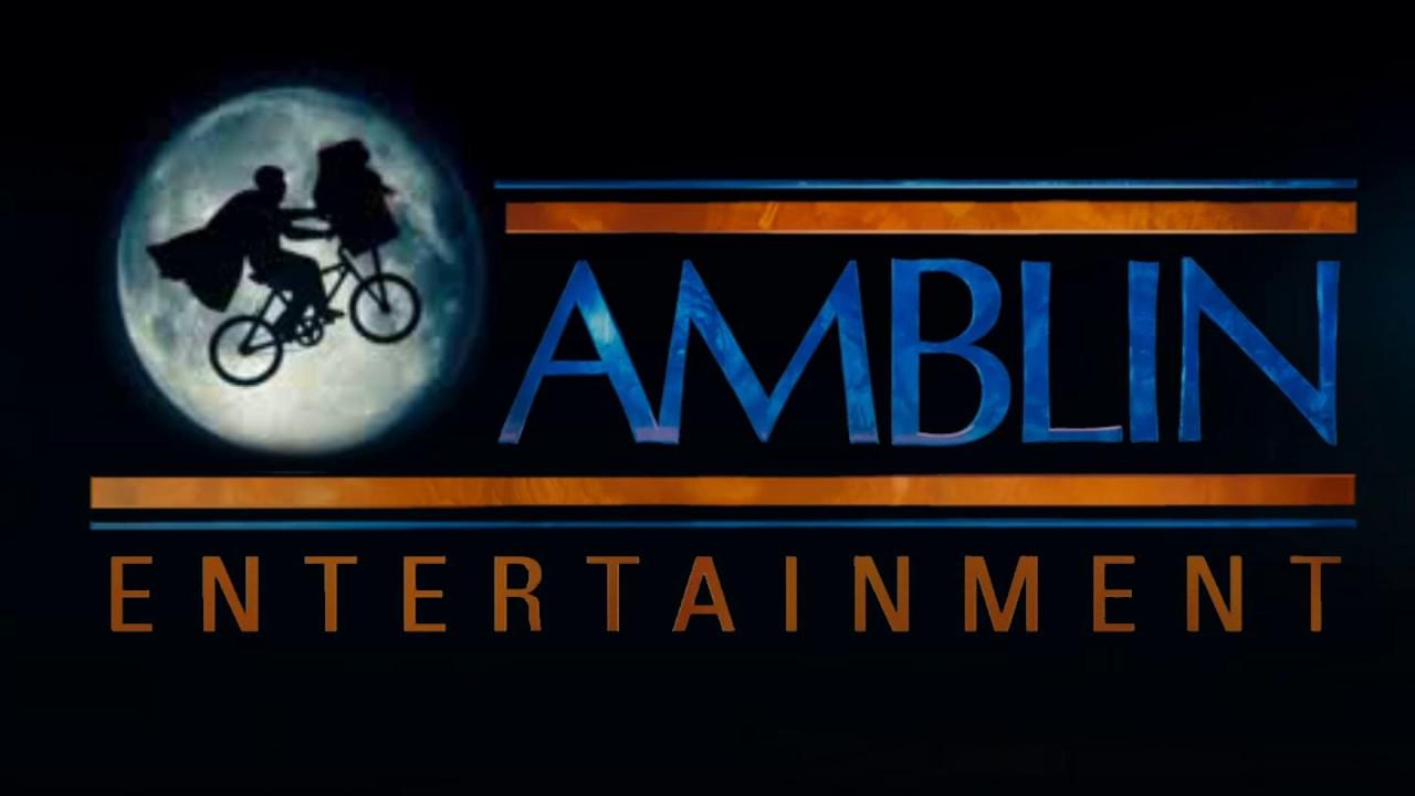 movie studio logos amblin