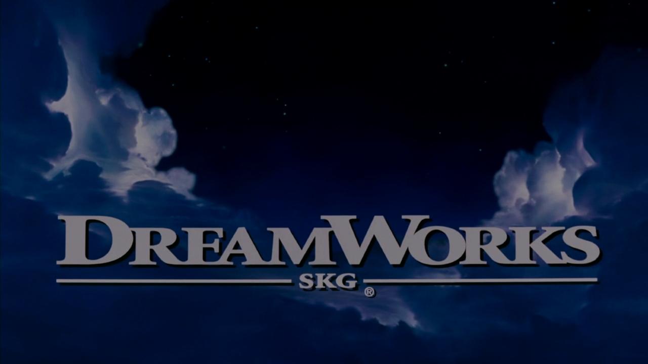 movie studio logos dreamworks