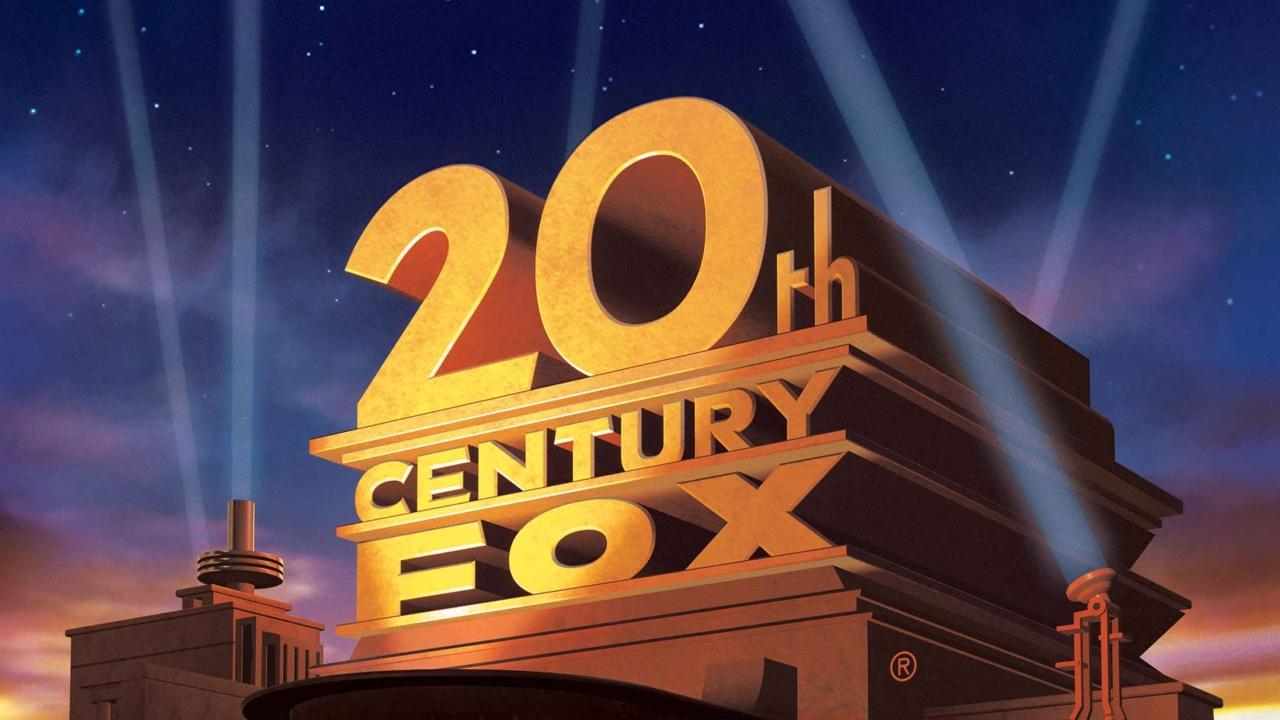 movie studio logos fox