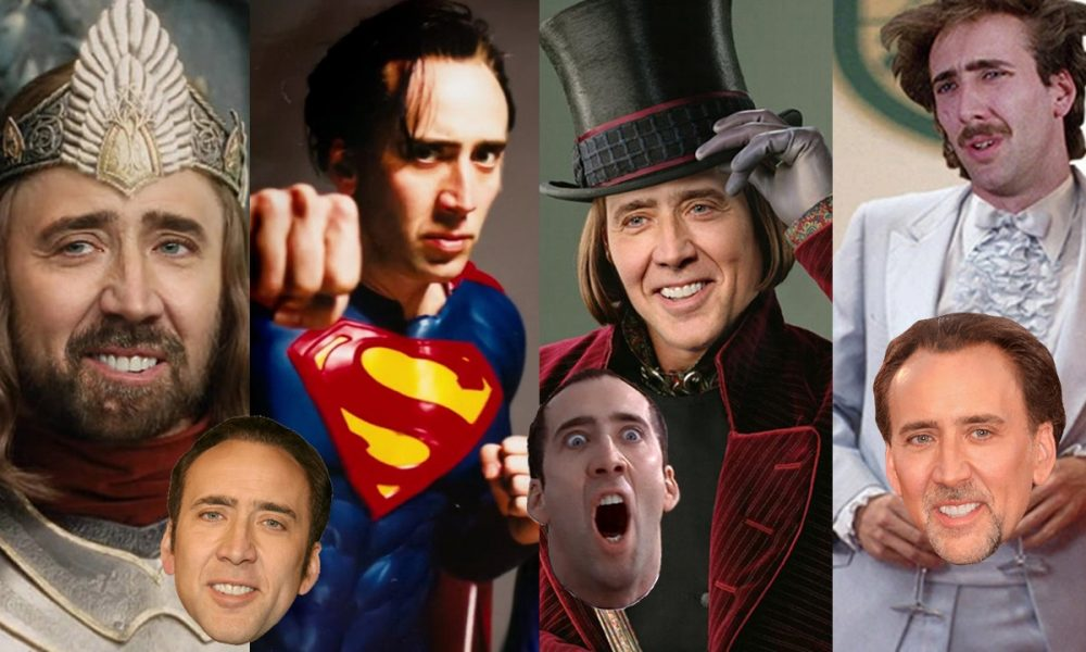 10 Roles That Were Almost Played By Nicolas Cage