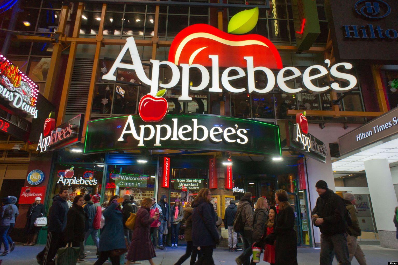 NYC Applebee's