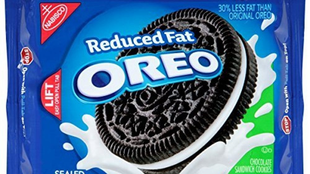 reduced fat oreos