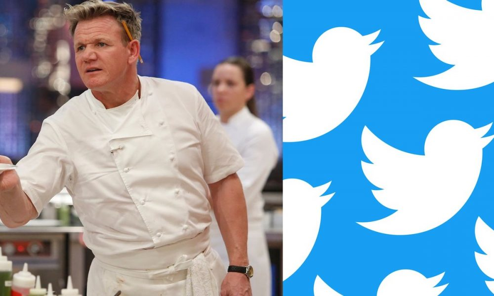 Top 10 Gordon Ramsay Twitter Insults