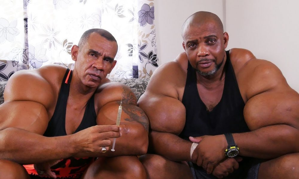 Top 10 Most Extreme FAKE Bodybuilders