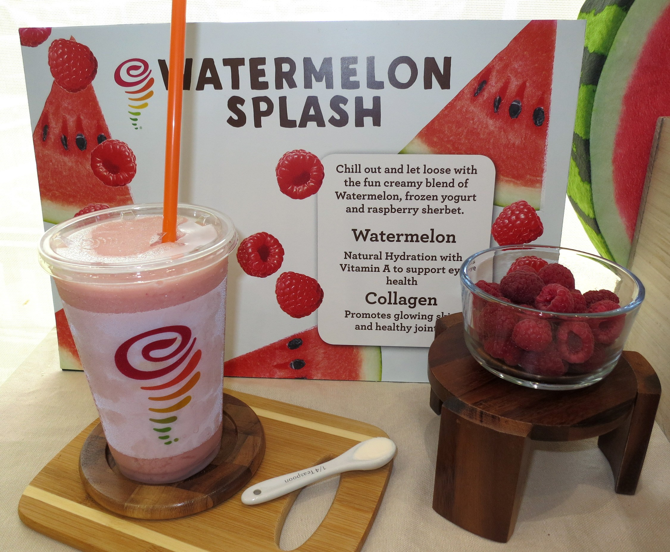 JJ Watermelon Splash