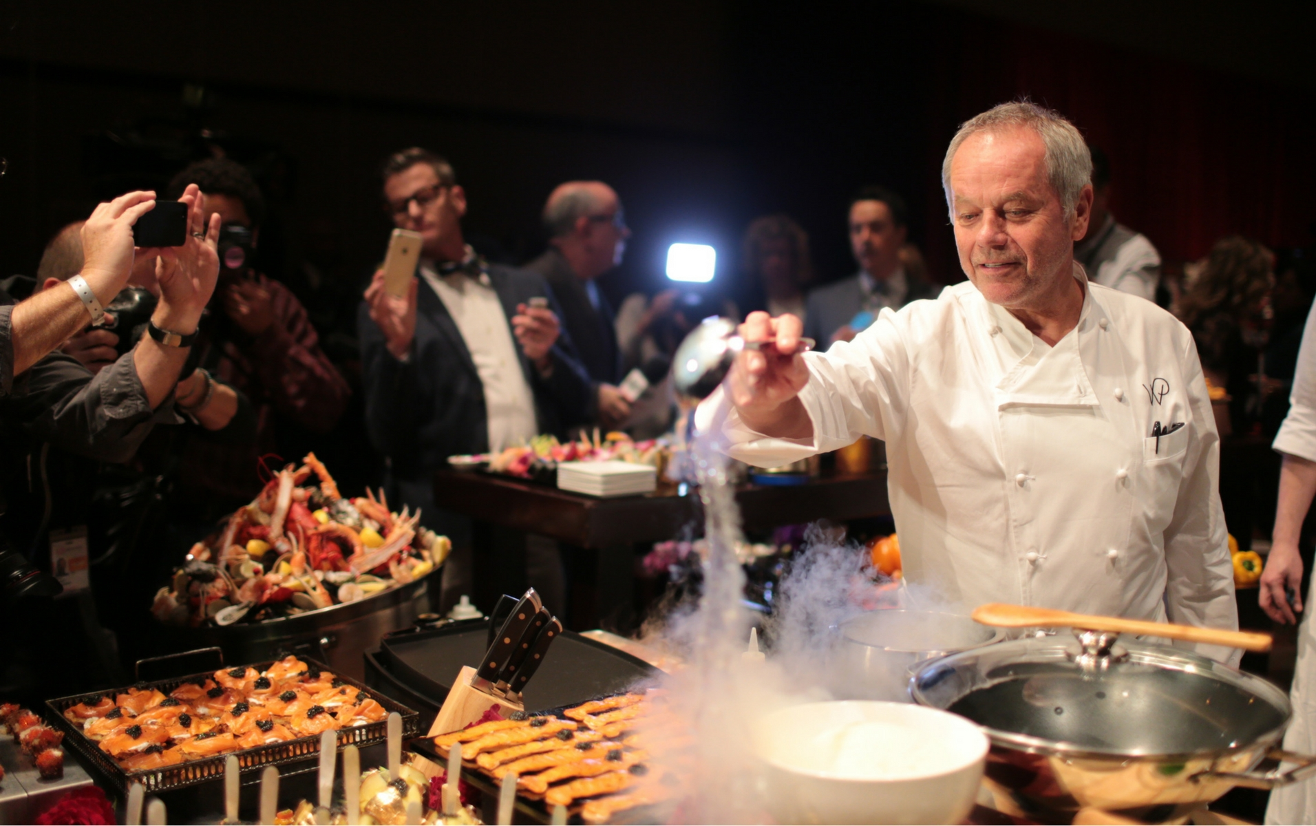 10 Untold Truths About Wolfgang Puck