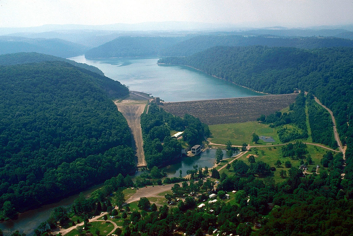 10 river lake