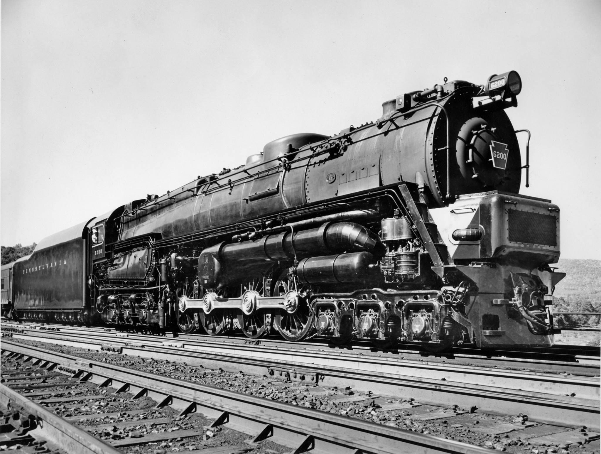 6 railroad