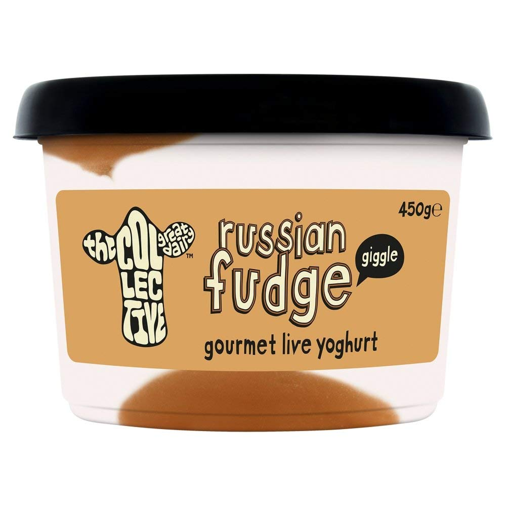 7 russian fudge