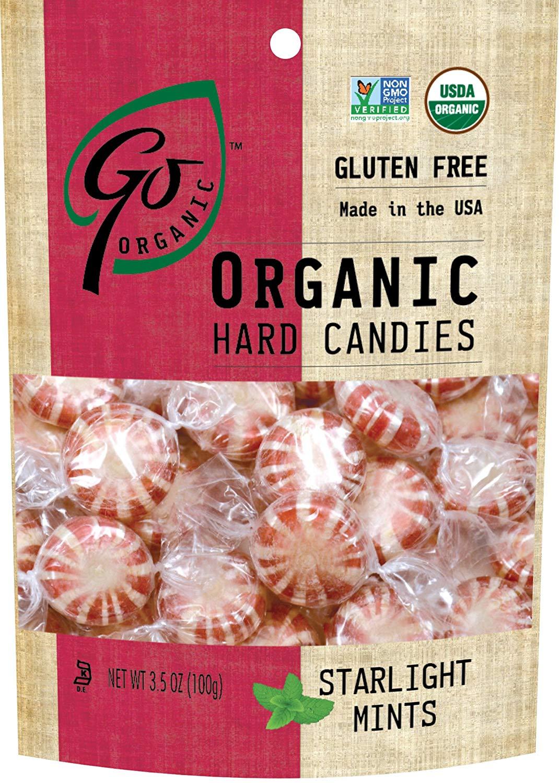 9 go organic mints