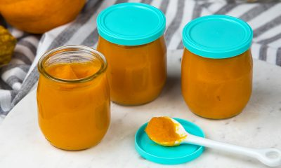 Some adults eat baby food.