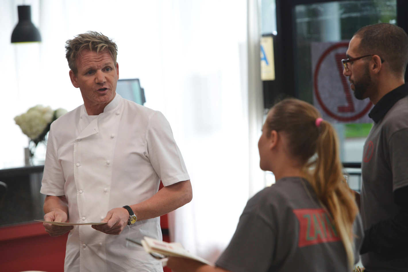 Chef Ramsay Kitchen Nightmares