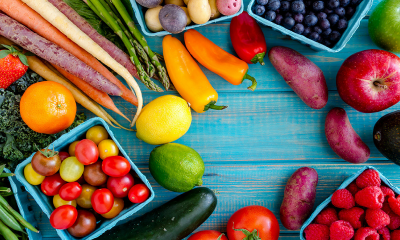 Fruit and Veg Waste