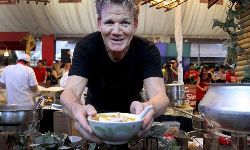 Top 10 Gordon Ramsay Legal Scandals