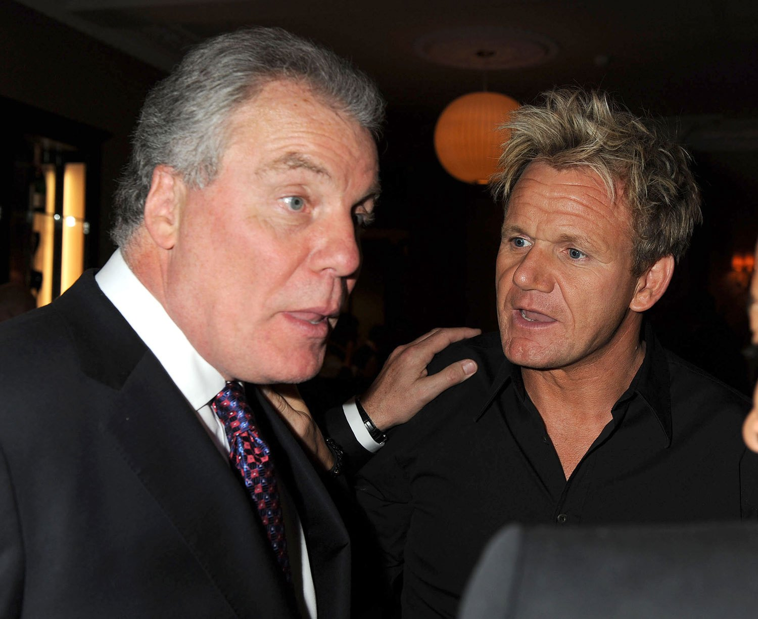 Gordon Ramsay and father in law