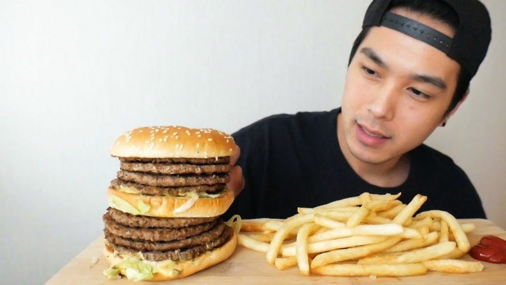 Octo Mac Burger