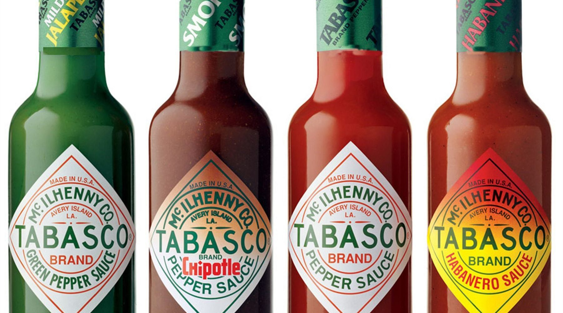 Top 10 Untold Truths Of Tabasco Sauce