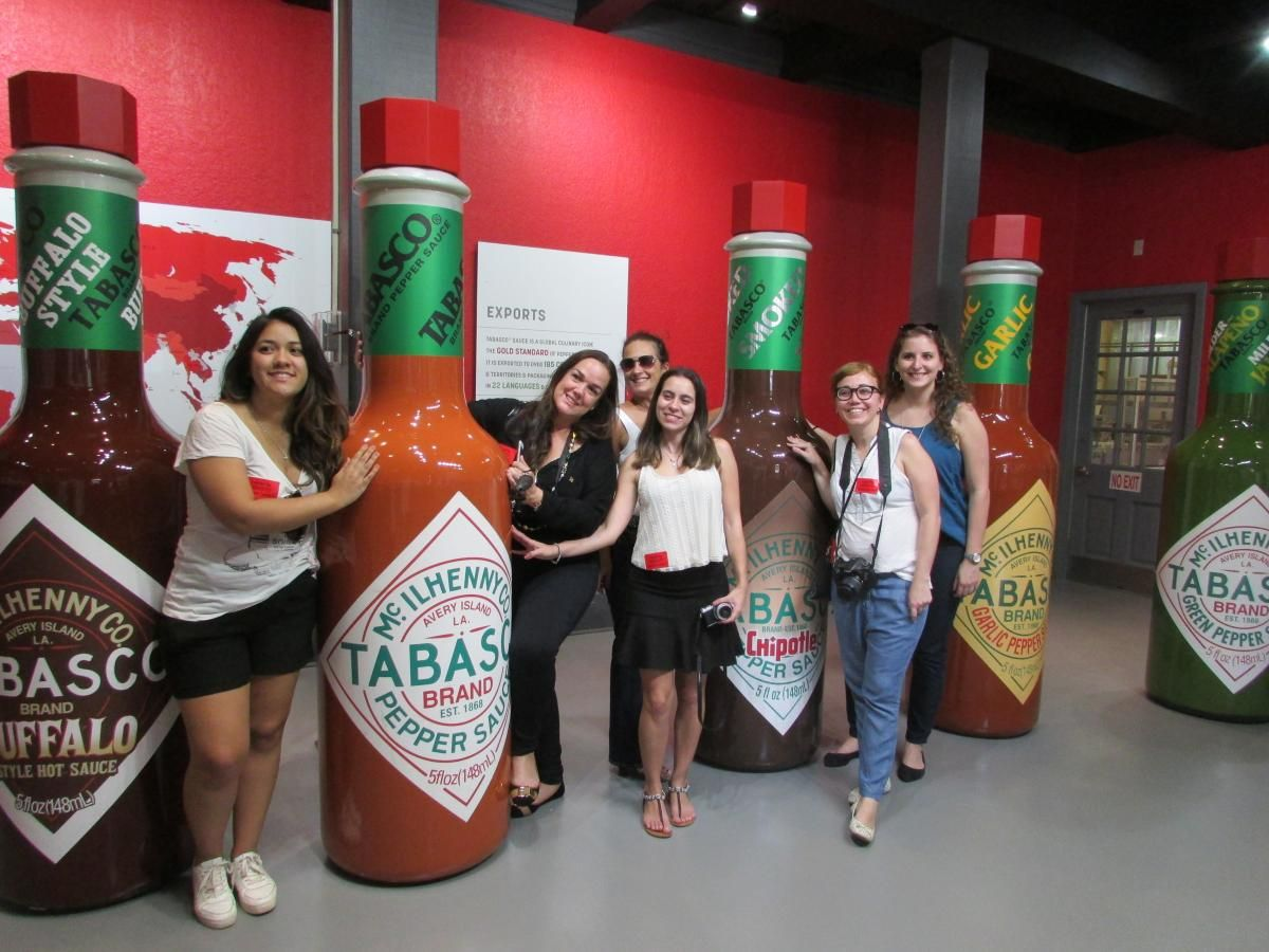 Tabasco-tour-in-Louisiana