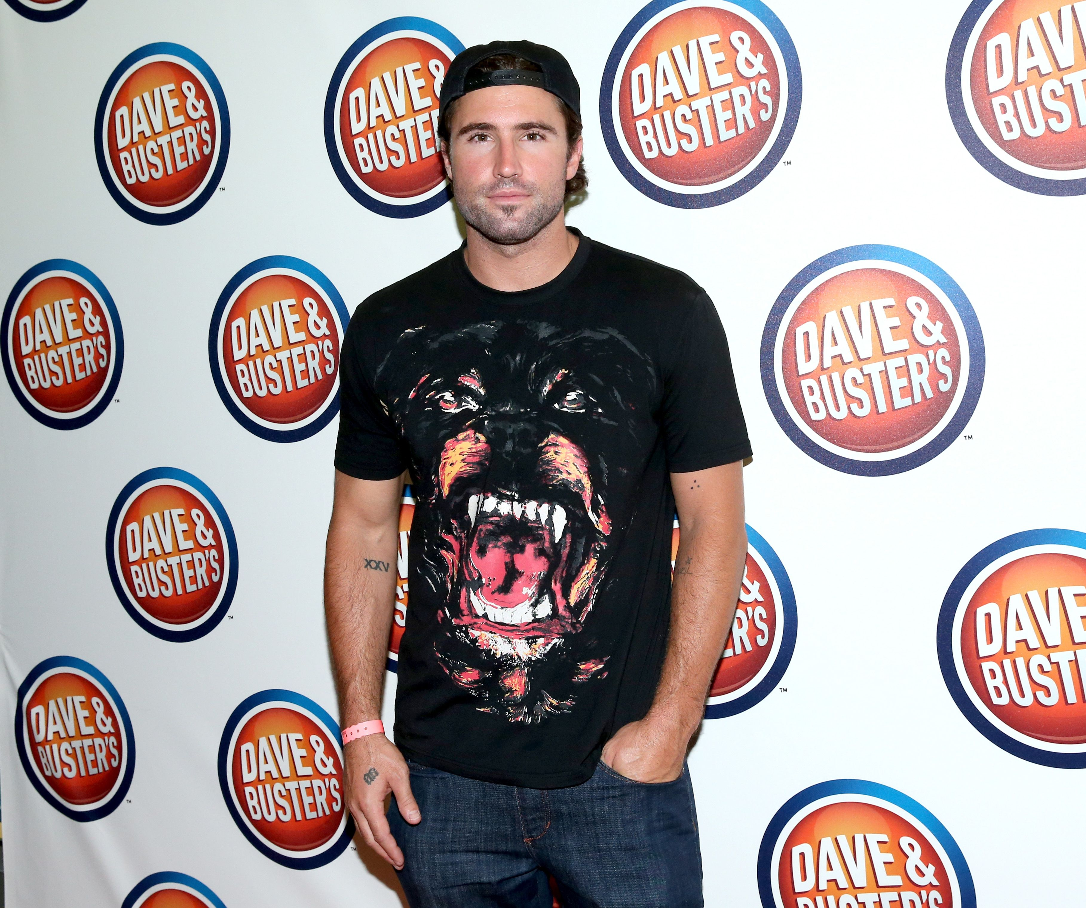 Brody Jenner for Dave & Buster's
