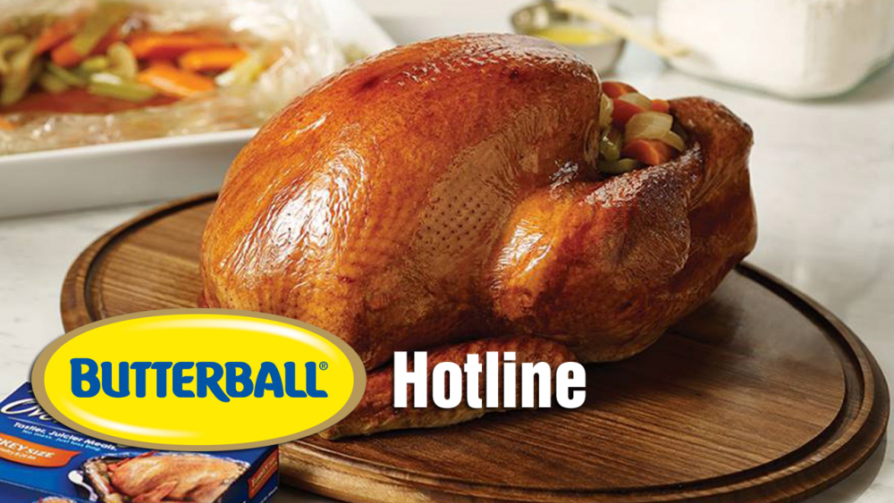 butterball hotline