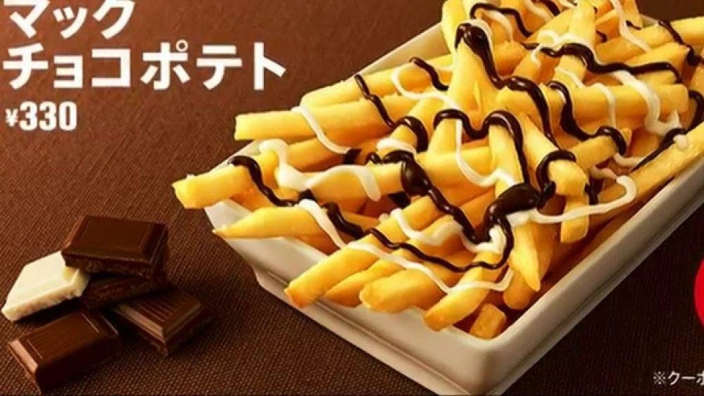 Top 10 International McDonald's Items