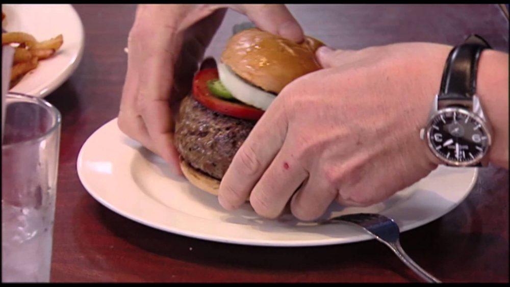 cowboy burger gordon ramsay