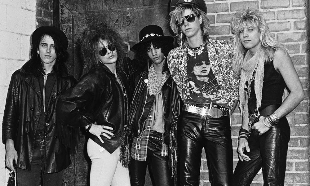 Ranking the Albums of Guns 'n' Roses